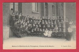 Wijnegem - Maison De Miséricorde ... Geanimeerd  -1920 ( Verso Zien ) - Wijnegem
