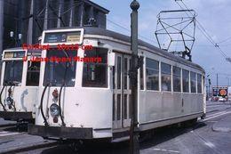 ReproductionPhotographie D'un Tramway SNCV Circulant à Mons En Belgique En 1966 - Reproductions