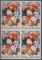 [106797]TB//**/Mnh-Belgique 1974, 10F+5F James Ensor, Tableau, Painting, Autoportrait, En BD4 - Arts