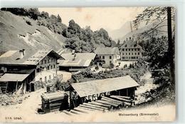 52651000 - Weissenburg - BE Berne