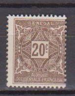 SENEGAL          N°  YVERT     TAXE    15    NEUF AVEC CHARNIERES      ( CHARN  03/ 32 ) - Timbres-taxe