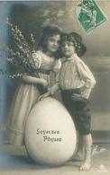 Reinwald -  Enfants Joyeuses Paques   N 2628 - Portraits