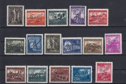 Slovenia Yugoslavia 1945 Provisory Issue Ljubljana, MNH ** - Unused Stamps