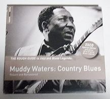 Muddy Waters, Country Blues CD 2010 - Blues