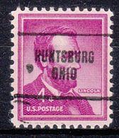 USA Precancel Vorausentwertung Preo, Locals Ohio, Huntsburg 704 - United States