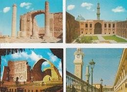 20 / 6 / 42  -  IRAQ. -  5. C P M. DIVERSES  VILLES - Iraq