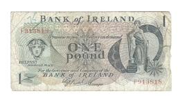 Northern Ireland - Bank Of Ireland - 1 Pound - [ 2] Ireland-Northern