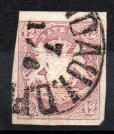 BAVIERE - BAYERN - YT N° 21 - Cote: 135,00 € - Beieren