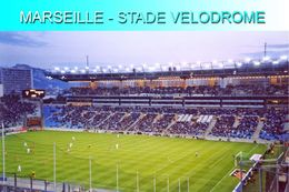 Marseille (13) Stade Vélodrome - Castellane, Prado, Menpenti, Rouet