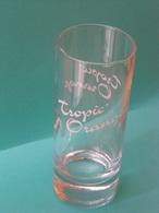 VERRE PUBLICITAIRE TROPIC'ORANGE - Glasses