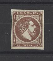ESPAGNE Provinces Basques Et Navarre.  YT  N° 3   Neuf *  1874 - España