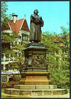 D6682 - TOP Eisenach Luther Denkmal - Bild Und Heimat Reichenbach - Monuments