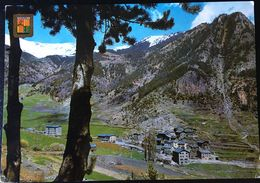 ANDORRA.Arinsal , Vista General. - Andorra