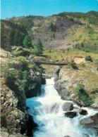 Les Alpes Pittoresques Freissinieres LE PONT HAUT SUR LA BIAISSE 15(scan Recto Verso)ME2649 - Francia