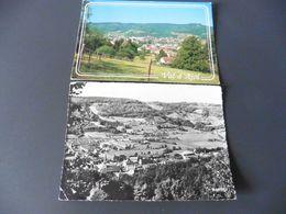 LOT  DE 2  CARTES  POSTALES   DU   VAL  D  AJOL  ( VOSGES) - Cartes Postales
