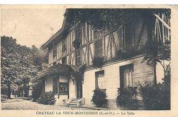 2020 - 06 - YVELINES - 78 - MONTESSON - Château La Tour - La Villa - Montesson
