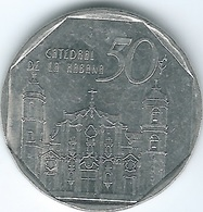 Cuba - 50 Centavos - 1994 - KM578 (Visitor Coinage) - Cuba