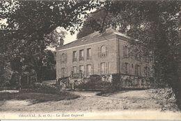 2020 - 06 - YVELINES - 78 - ORGEVAL - Le Haut Orgeval - Château - Orgeval