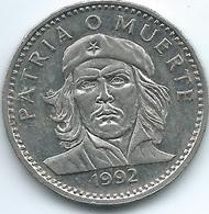 Cuba - 3 Pesos - 1992 - KM346a - Cuba