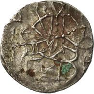 Monnaie, Alexis IV Comnène, Aspre, 1417-1429, TB, Argent, Sear:2641 - Byzantines