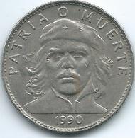 Cuba - 3 Pesos - 1990 - KM346 - Cuba