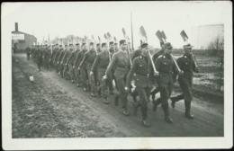 Propagandakarte RAD Reichsarbeitsdienst: Ausmarsch 1934 , Ungebraucht. Seltene Karte. - Germany