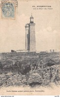 85 .n° 109878 .  Noirmoutier . Ilot Et Phare Du Pilier  . - Noirmoutier