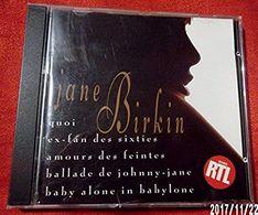 Jane Birkin Compil RTL Jane B. Phonogram 1993 TBE - Musique & Instruments