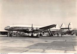 Transports - N°64325 - Marseille Marignane - Air-France - Lockheed - Super Constellation - Aérodromes