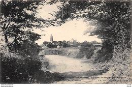 85  .n° 106832 .  Ile De Noirmoutier .la Ville Du Sentier Du Gaillardin .vue Generale . - Ile De Noirmoutier