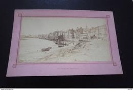 204058 . Photographie De Trouville .1890 Environ.20x13 Cm.la Touques - Places