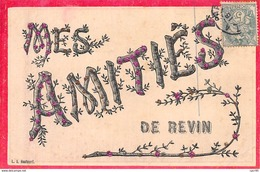 08 .n° 109507 . Revin . Mes Amities Du Village . - Revin