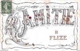 08 .n° 109499 . Flize . Amitie Du Village . - Autres Communes