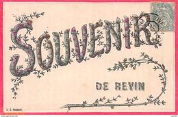 08 .n° 109506 . Revin . Souvenir Du Village . - Revin