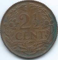 Curaçao - 1947 - 2½ Cents - KM42 - Curaçao
