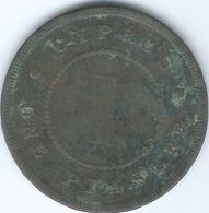 Cyprus - Victoria - 1886 - 1 Piastre - KM3.2 - Cipro