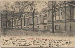 Verviers   *  L'Ecole Manufacturière - Verviers