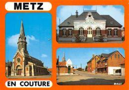62-METZ EN COUTURE -N°3794-A/0061 - France