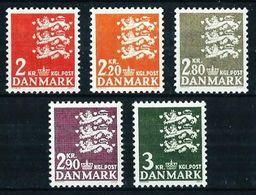 Dinamarca Nº 467A/70A Nuevo Cat.15,40€ - Unused Stamps