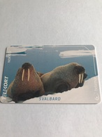 5:428 -  Norway Svalbard  Chip - Noorwegen