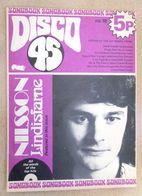 DISCO 45 N° 18 En Anglais GRATEFUL DEAD RINGO STARR BEACH BOYS ROD STEWART - Culture