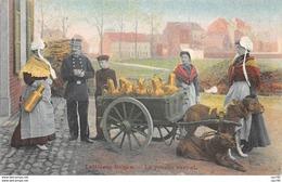Métiers - N°63742 - Laitier - Attelage De Chien - Laitières Belges - Le Procès Verbal - Street Merchants