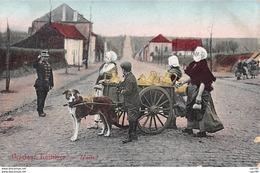 Métiers - N°63739 - Laitier - Attelage De Chien - Belgique - Halte - Street Merchants