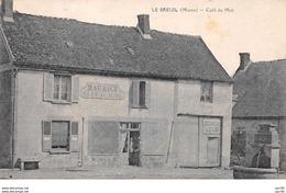 51. N° 54966.le Breuil.café Du Midi - Andere Gemeenten
