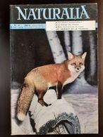REVUE NATURALIA N° 54 Mars1958 Rambouillet Bergerie Nationale Le Cameleon Lions De Cirque Animaux De La Toundra - Animaux