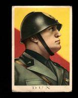 Cartolina DUX Duce Mussolini – Timbro Fascio Di Ugnano – PNF - History, Biography, Philosophy