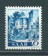Saar MiNr. 222 I **  (sab13) - Unused Stamps