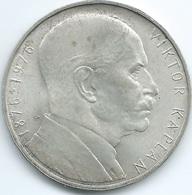 Czechoslovakia - Socialist Republic - 1976 - 100 Korun - 100th Anniversary Of The Birth Of Viktor Kaplan - KM85 - Cecoslovacchia