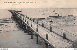 85  .n°  107851  . Noirmoutier . La Jetee De La Fosse Cote De L Ile . - Noirmoutier