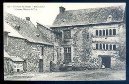 Cpa Du 35 Environs De Rennes Thorigné , L' Ancien Château De Tizé  AVR20-133 - Rennes